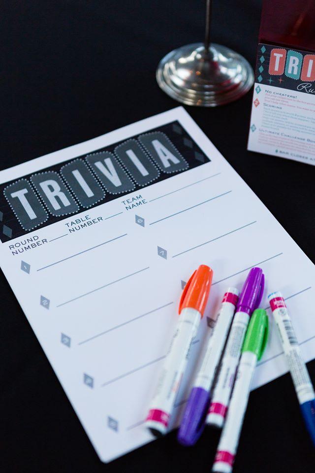 thurday trivia