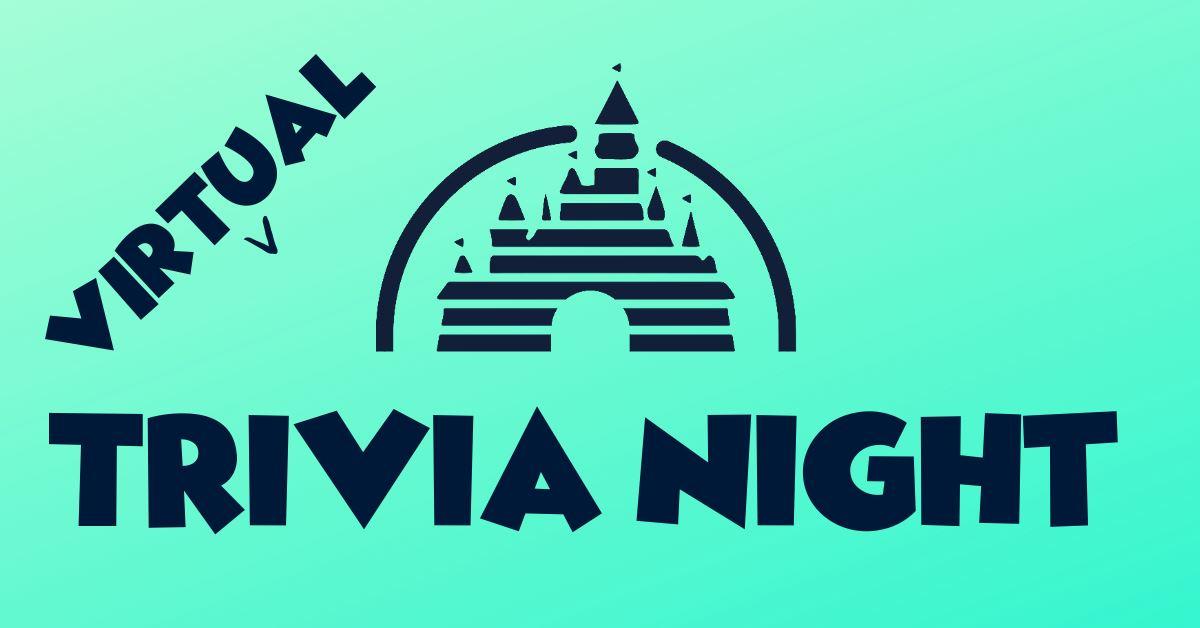 virtual disney trivia night