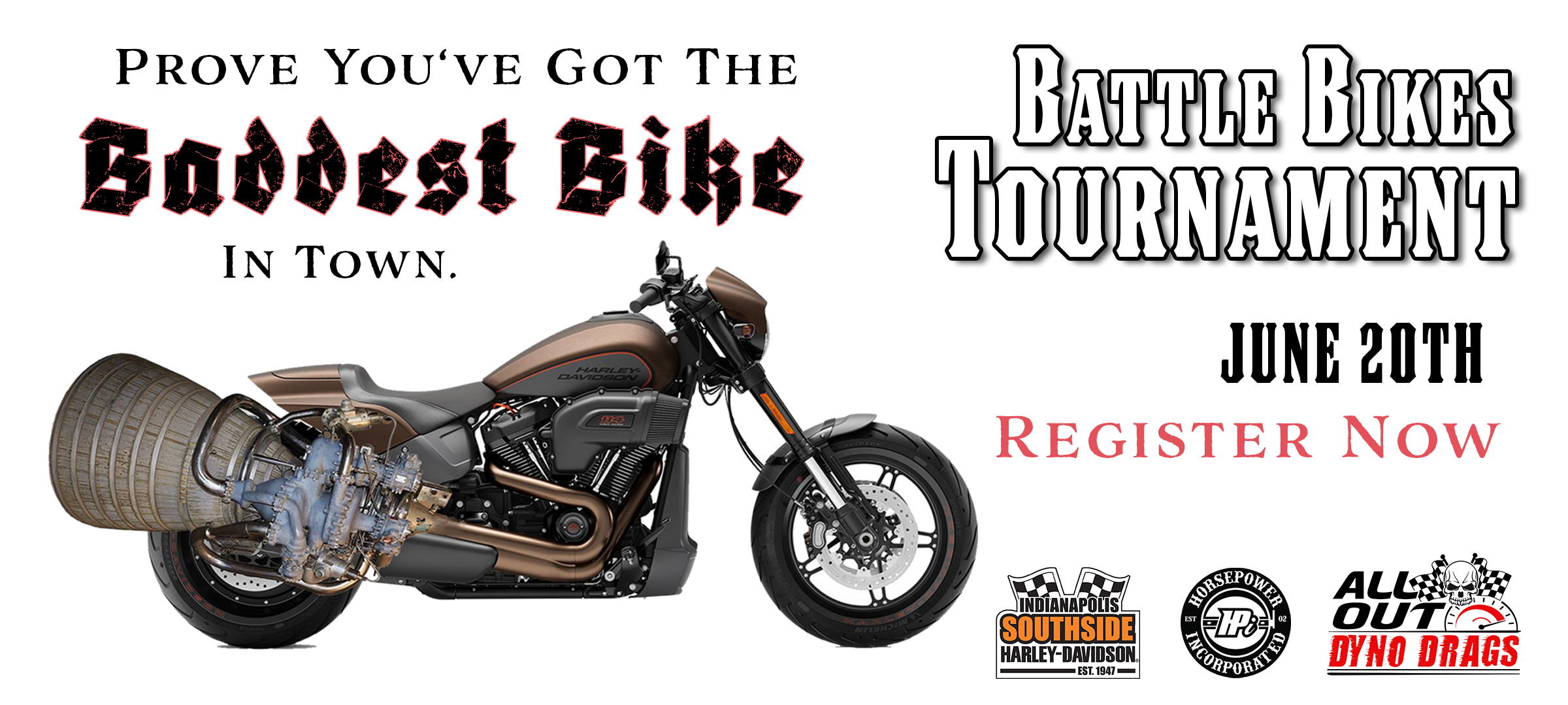 battle bikes