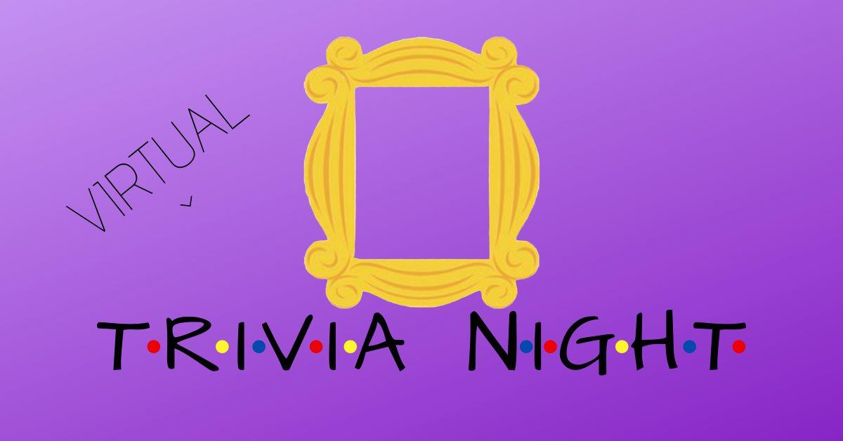 friend virtual trivia night