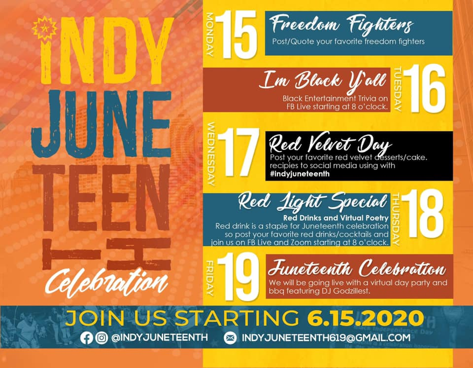 indy juneteenth
