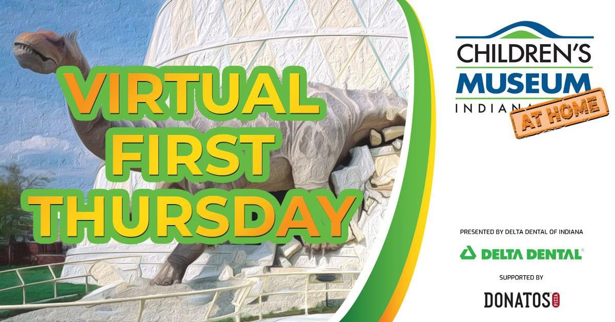 virtual first thursday